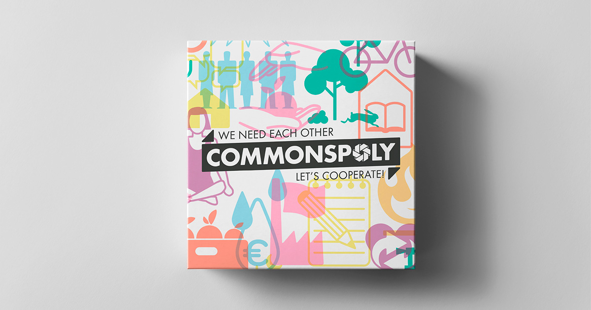 Commonspoly - Let's cooperate!